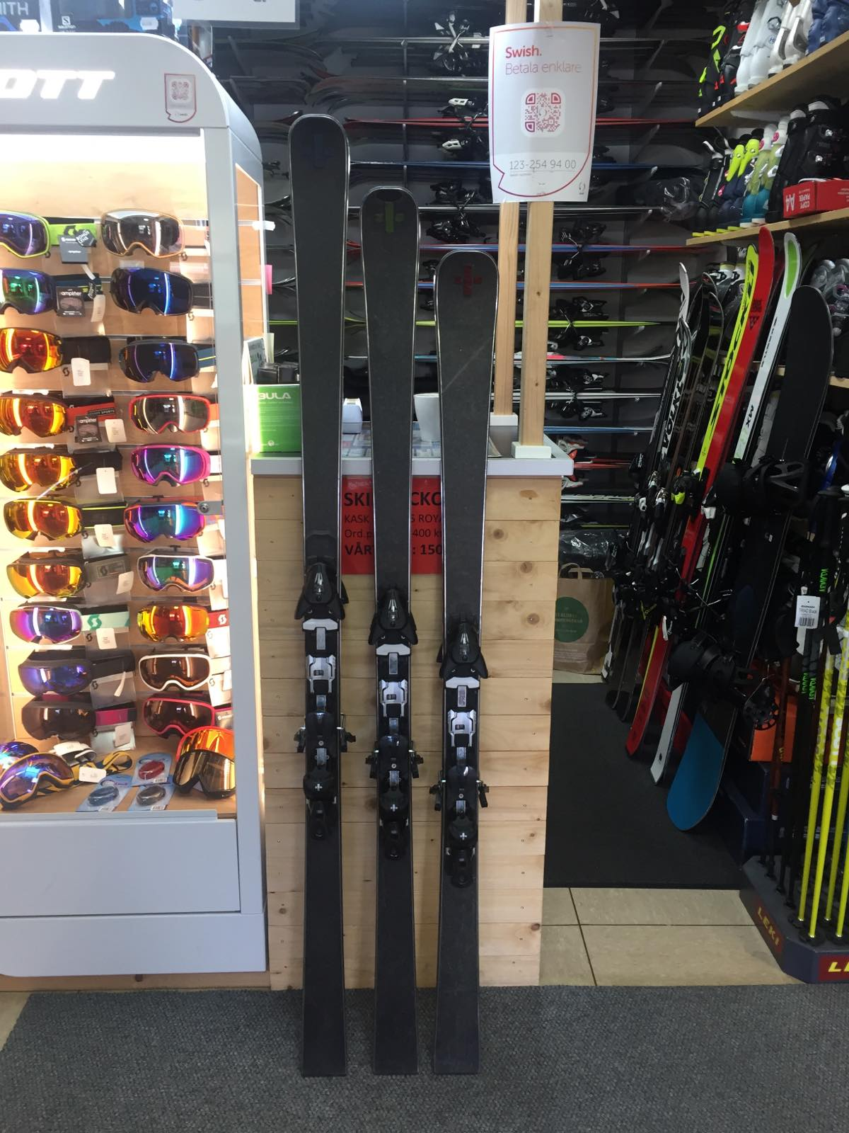 skidor väska norrköping